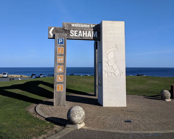 Where to Find Sea Glass on Seaham Beach