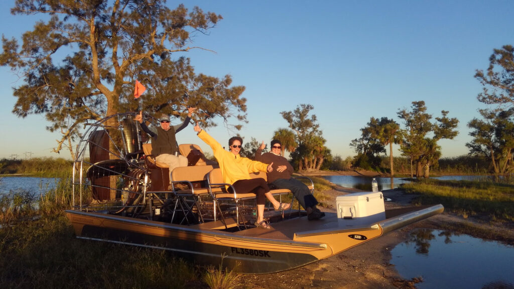 Air Boat Rides Near Cocoa Beach